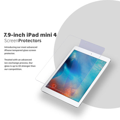 NanoArmour iPad mini 4 Anti-Blue light Screen Protector (7.9-inch)