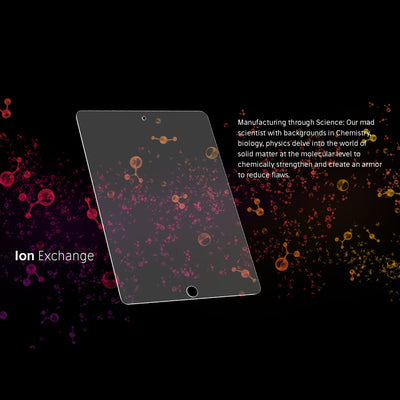 NanoArmour 10.1-inch iPad 4 / 3 / 2  Anti-Glare  Screen Protector