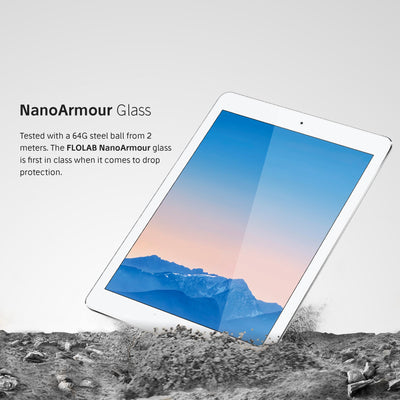 NanoArmour 7.9-inch iPad mini 3 / 2 / 1 Screen Protector