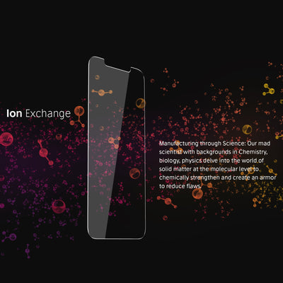 NanoArmour Anti-Microbial Best iPhone 12 Pro Screen Protector