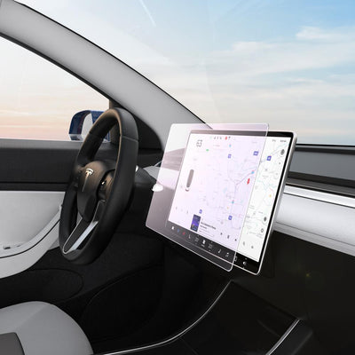 NanoArmour 15 inch Tesla Model Y Anti Blue Screen Protector