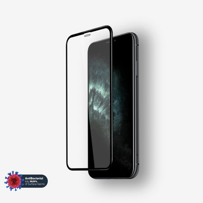 NanoArmour Anti-Microbial 3D iPhone 11 Pro Glass Screen Protector