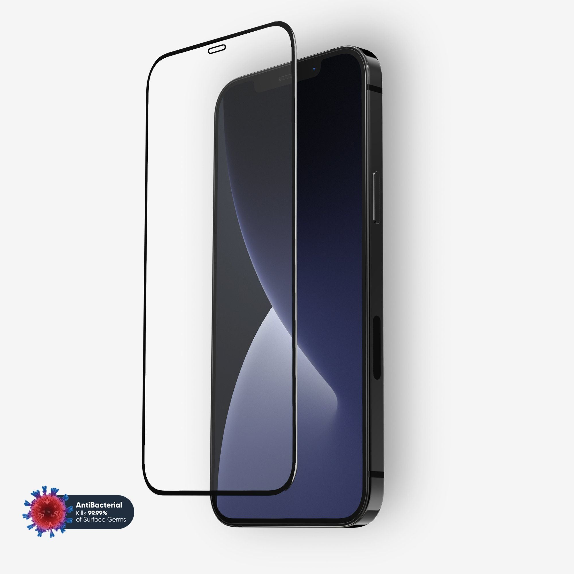 NanoArmour iPhone 12 Pro Max Anti-Glare Screen Protector