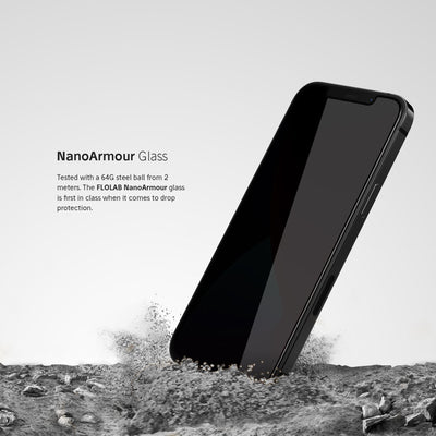 NanoArmour iPhone 12 Privacy Screen Protector