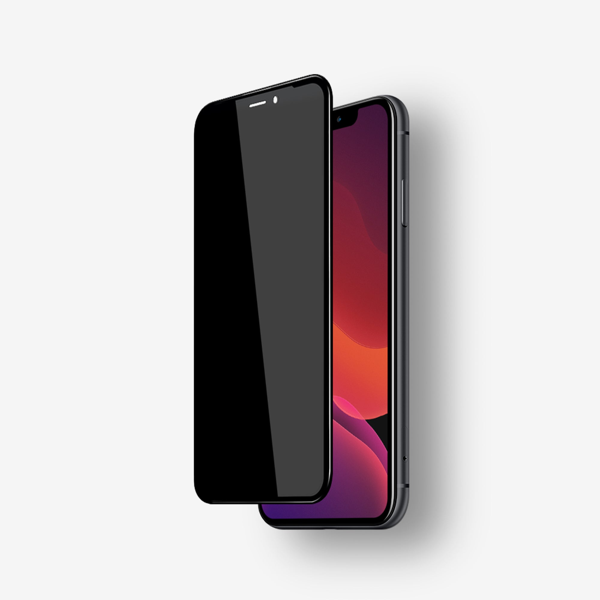 NanoArmour Privacy Screen Protector iPhone XS / X