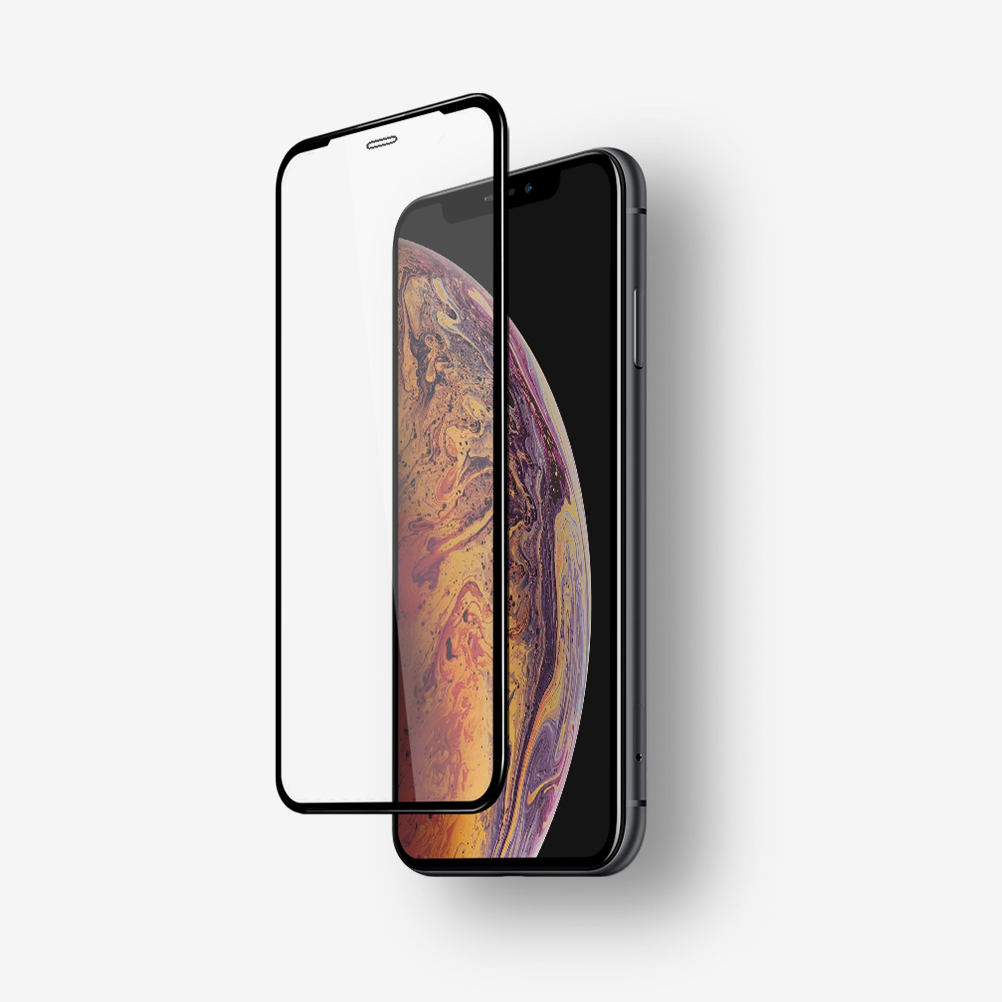 NanoArmour iPhone XS / X  Screen Protector
