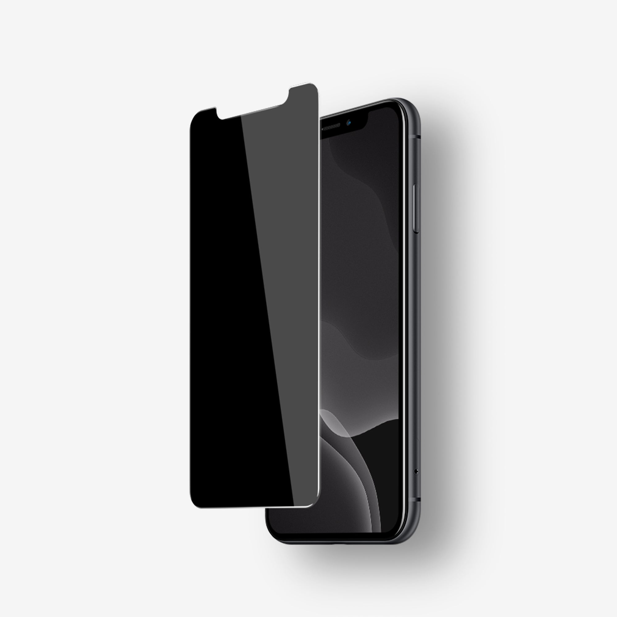NanoArmour iPhone X Privacy Glass