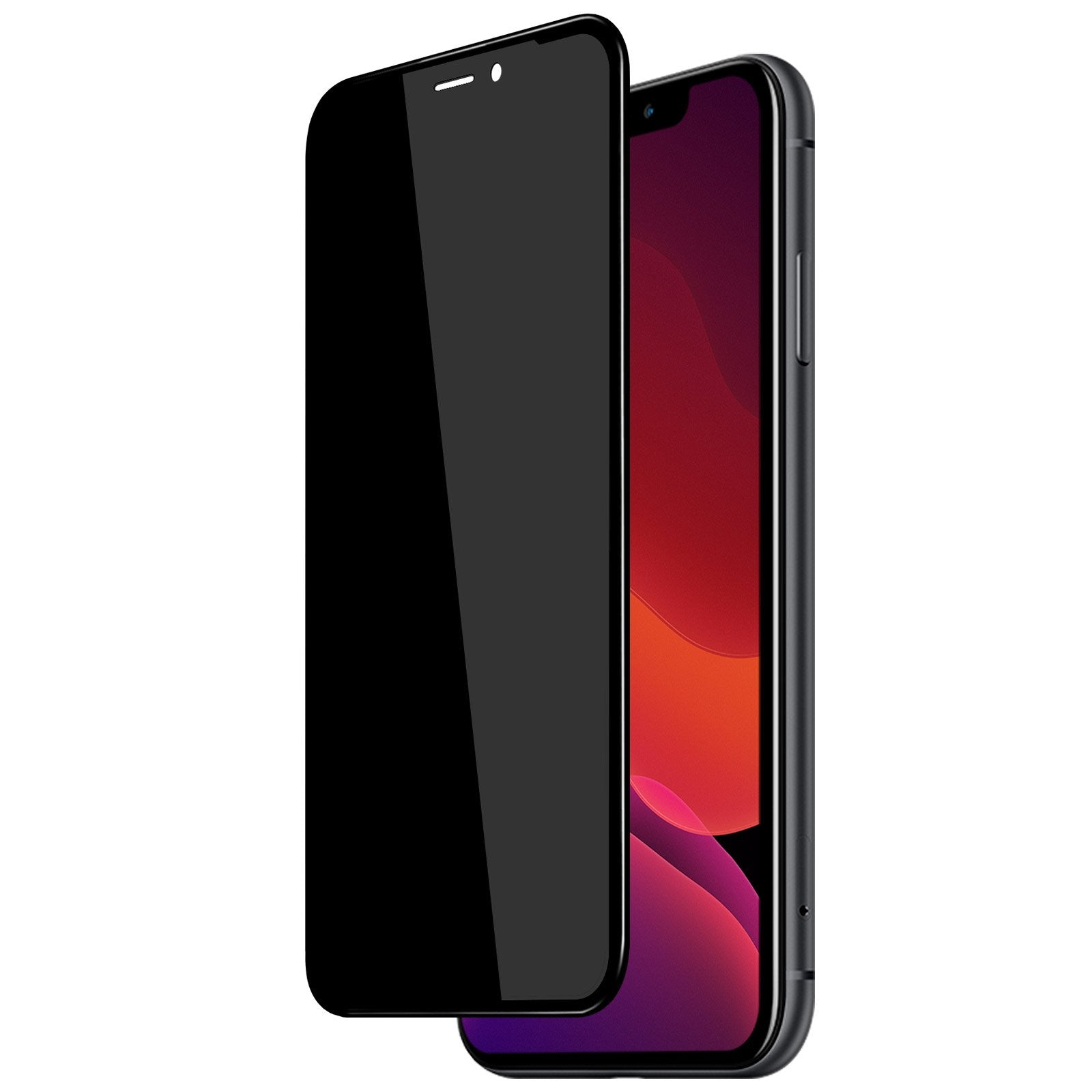 FLOLAB NanoArmour privacy screen protector iPhone Xs
