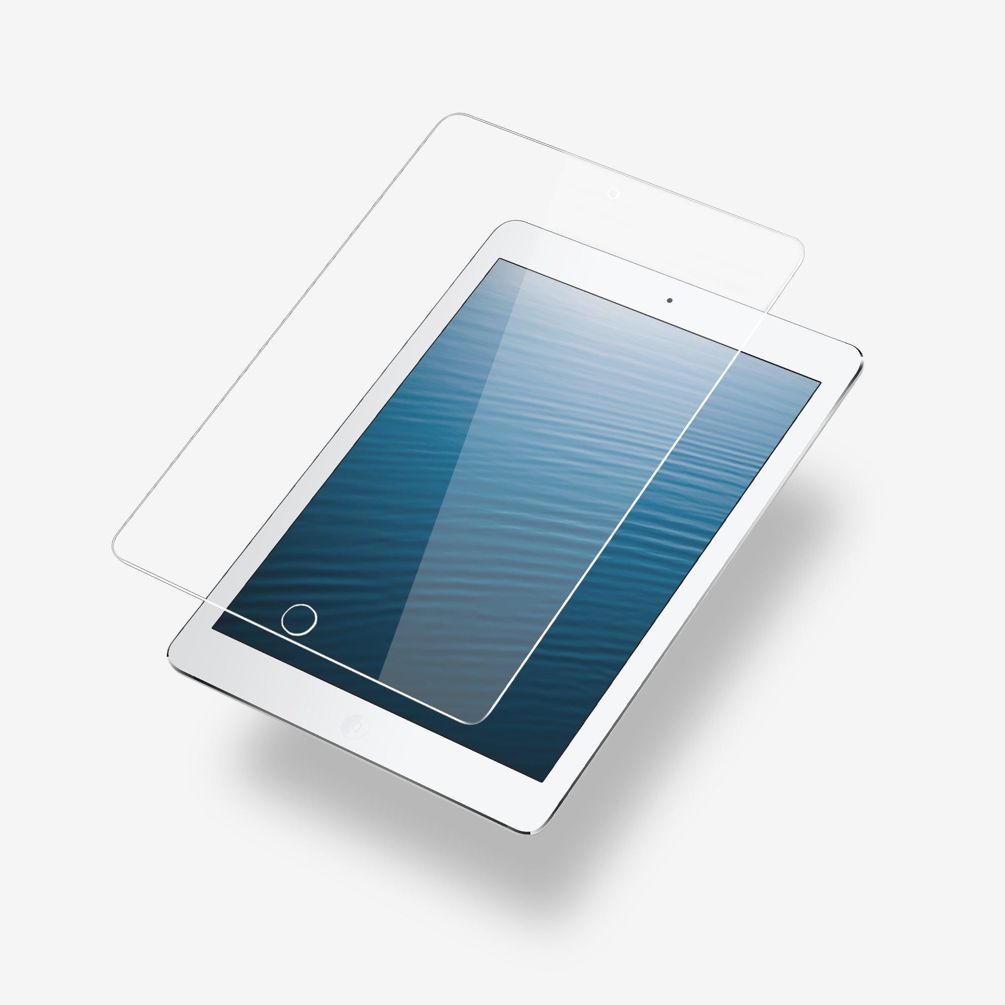 NanoArmour 10.1-inch iPad 4 / 3 / 2  Screen Protector