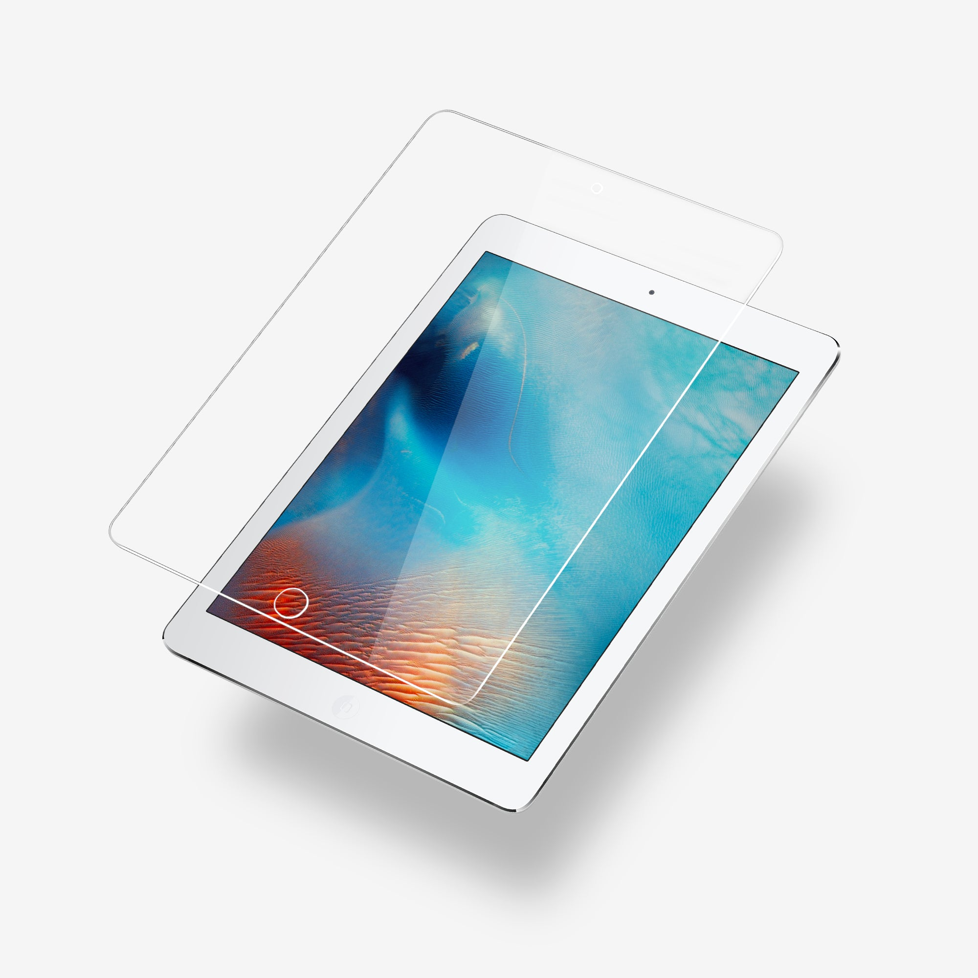 NanoArmour 7.9-inch iPad mini 4 Screen Protector