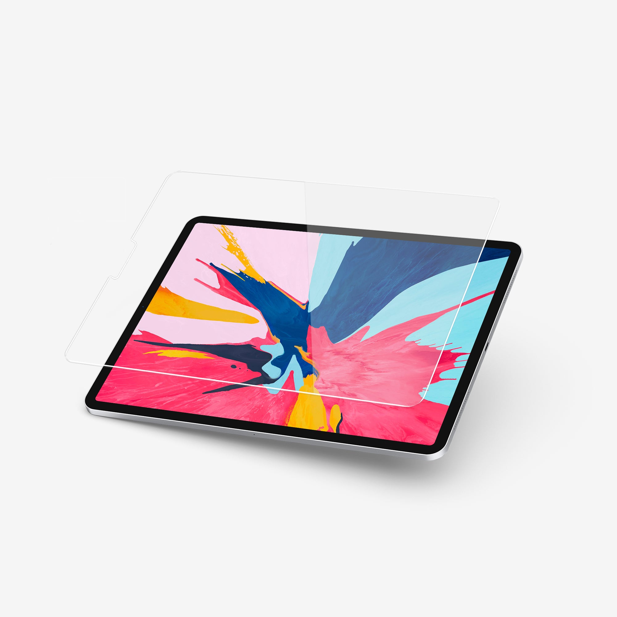 NanoArmour 12.9-inch iPad Pro Screen Protector (2018-2021)