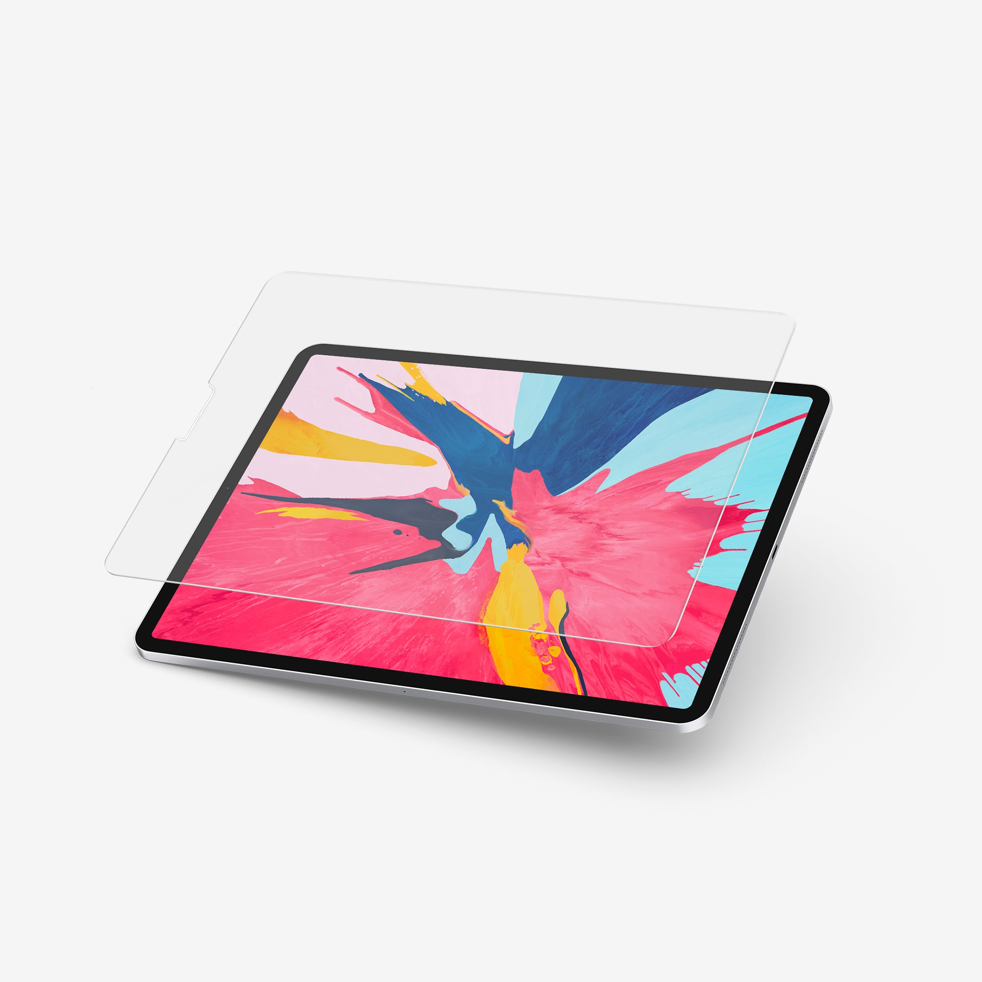 NanoArmour 12.9-inch iPad Pro Anti-Glare Screen Protector (2018-2020)