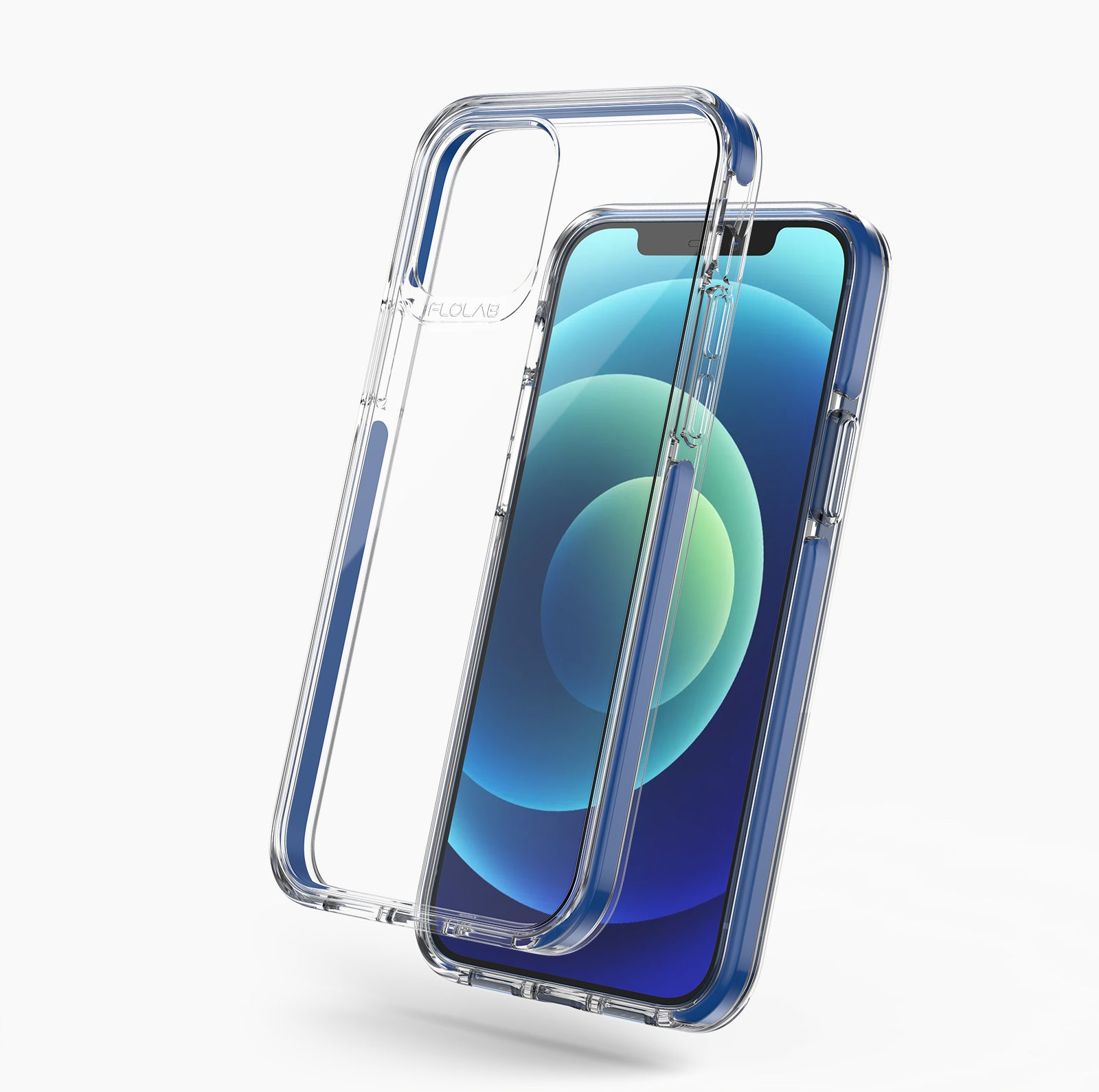 Blue TAFFYCA best iPhone 12 mini case