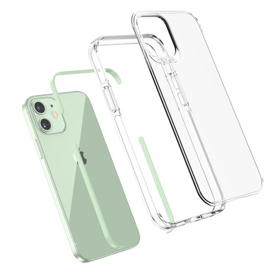 Green iPhone 12 Cases TAFFYCA Series