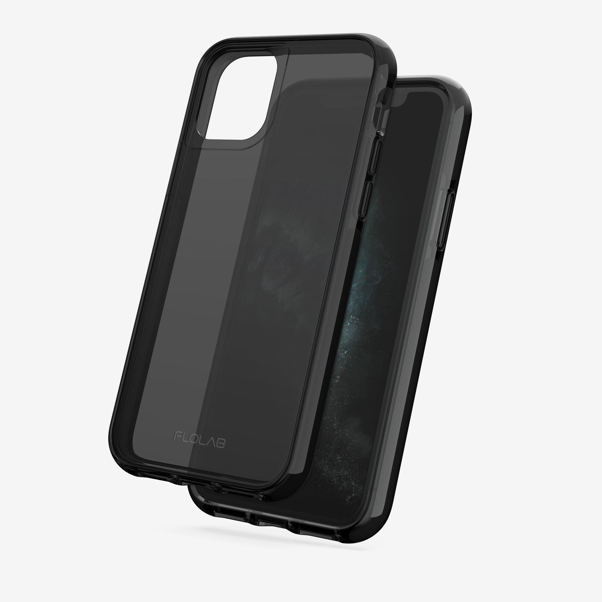 All Black iPhone 11 Pro Max Case TAFFYCA Series