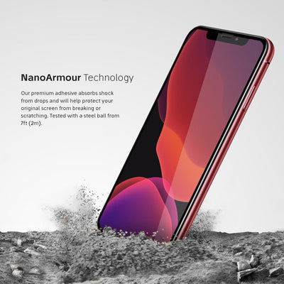 iPhone 11 Pro Max NanArmour Technology
