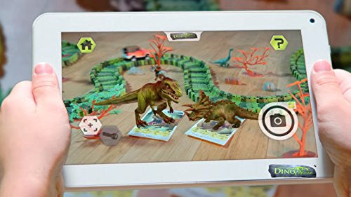 T-Rex Attack Game