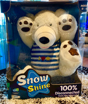 "Snow Shine, The World's first ""Companion Bear"" - Pre-Order now and get FREE shipping + EXCLUSIVE GIFT (August 2019 Delivery)"