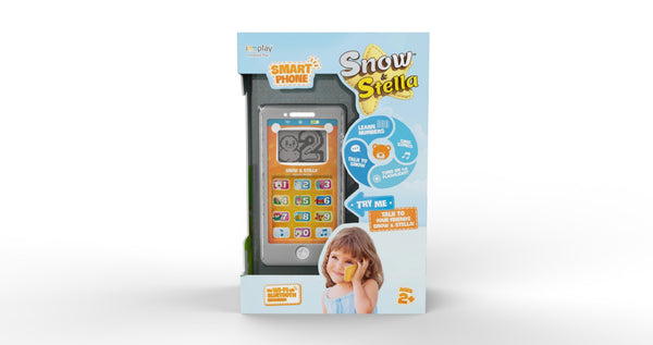 Snow and Stella Play Phone - Pre-Order
