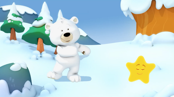 Season 1 - Snow Sing Along musical video files (Download for TV and Mobile devices)