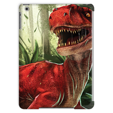 Velociraptor Red Tablet Case - Immersive Play