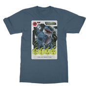 Velociraptor Blue T-Shirt - Immersive Play
