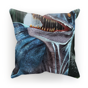 Velociraptor Blue Cushion - Immersive Play