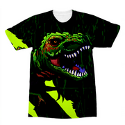 T-Rex Psyco Sublimation T-Shirt - Immersive Play