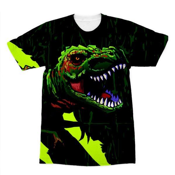 T-Rex Psyco Sublimation T-Shirt