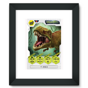 T-Rex Framed Fine Art Print - Immersive Play