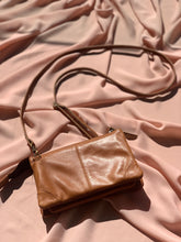 Mini Leather Bag in Tan by Stella Seminyak