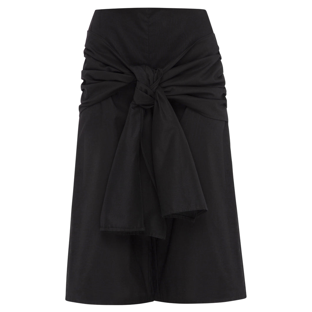100% Cotton Ethereal Noir Culottes
