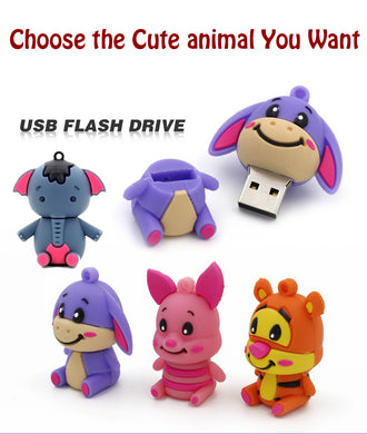 TECHKEY creative Cartoon Pen Drive