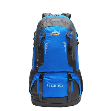 HU WAI JIAN FENG Hiking Camping Travel Waterproof Mountaineering Backpack