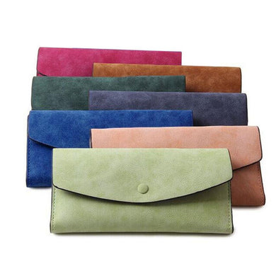 Xiniu high quality Soft PU Leather Card Holder Lady Long Wallet