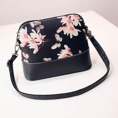 Xiniu Printing Shoulder Bag with PU Leather