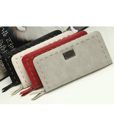 Xiniu PU Leather Wallet Short Small Bag With Card Holder