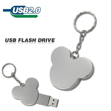TECHKEY Metal mickey mouse pen drive