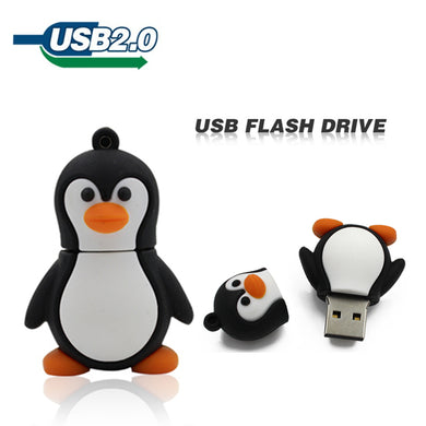 TECHKEY lovely penguin pendrive