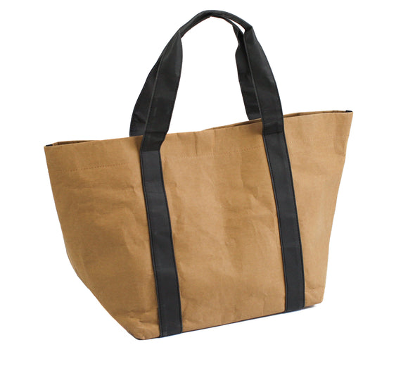 The Tan Paper Tote