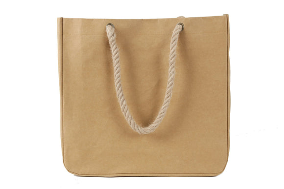 My Paper Tote washable paper bag. FSC certified and environmentally friendly. Perfect vegan, sustainable bag and gift.