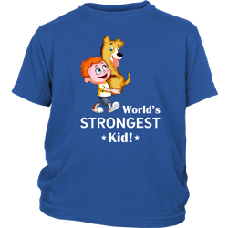 World's Strongest Kid - youth