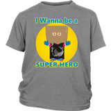 I wanna be a Super Hero - youth