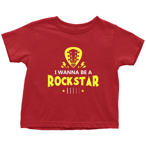 I wanna be a Rockstar - toddler
