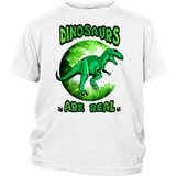 Dinosaurs are real - youth