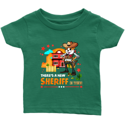 There's a new sheriff in town - infant