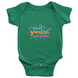 World's Greatest Creation - onesie