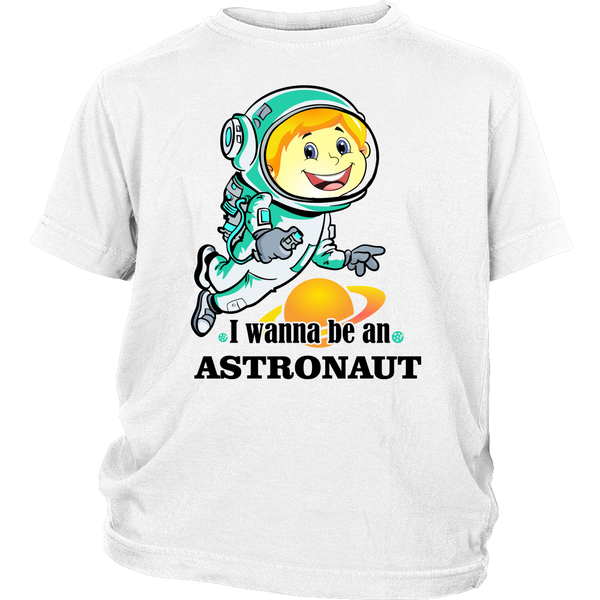 I wanna be an Astronaut - youth