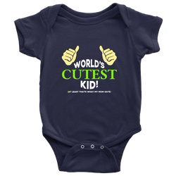 World's Cutest Kid - onesie