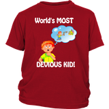 World's most devious kid - youth